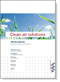 Clean air solutions/Abluftreinigung